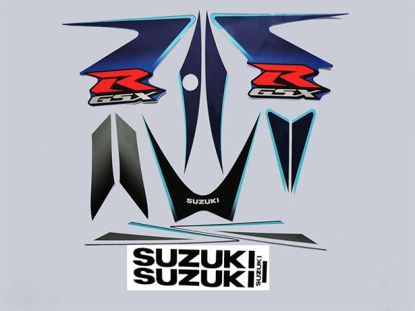 Motorcycle Fairings Decal / Sticker For Suzuki GSXR001000 2006-2007