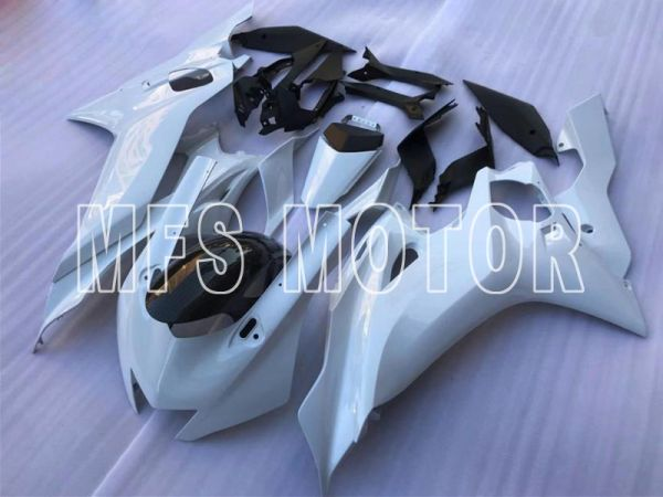 Yamaha YZF-R6 2017-2019 Injection ABS Fairing - Factory Style - White - MFS8449