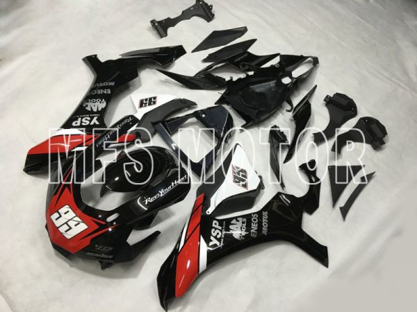 Yamaha YZF-R1 2015-2020 Injection ABS Fairing - Others - Red Black - MFS8430