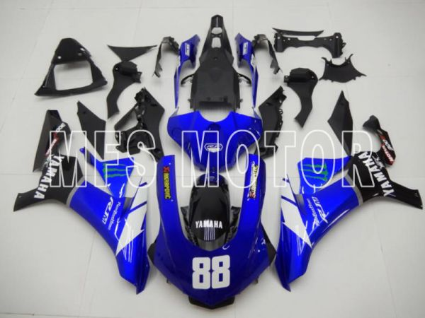 Yamaha YZF-R1 2015-2020 Injection ABS Fairing - Others - Blue White Black - MFS8439