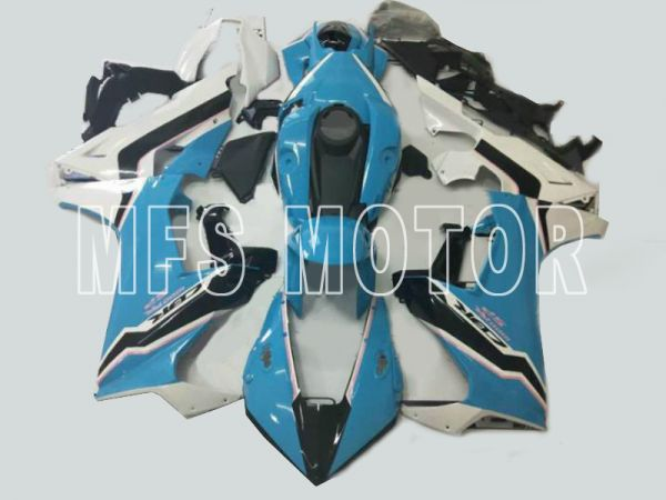 Honda CBR1000RR 2017-2019 Injection ABS Fairing - Others - Blue White Black - MFS8384