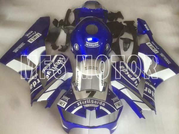 Honda CBR600RR 2013-2019 Injection ABS Fairing - Ohters - White Blue - MFS8368