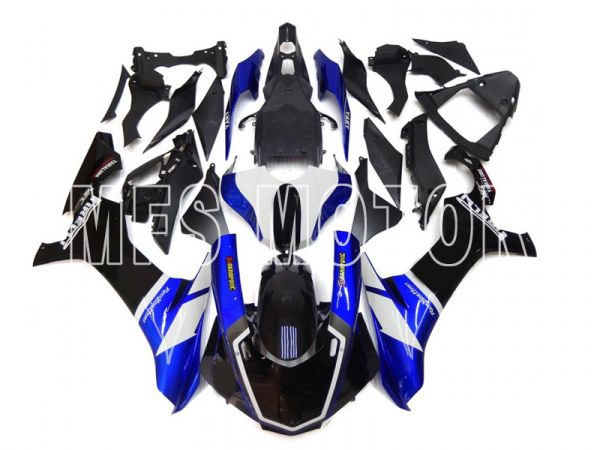 Yamaha YZF-R1 2015-2020 Injection ABS Fairing - Others - Blue White Black - MFS8438