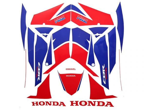 Motorcycle Fairings Decal / Sticker For Honda CBR600RR 2013-2014