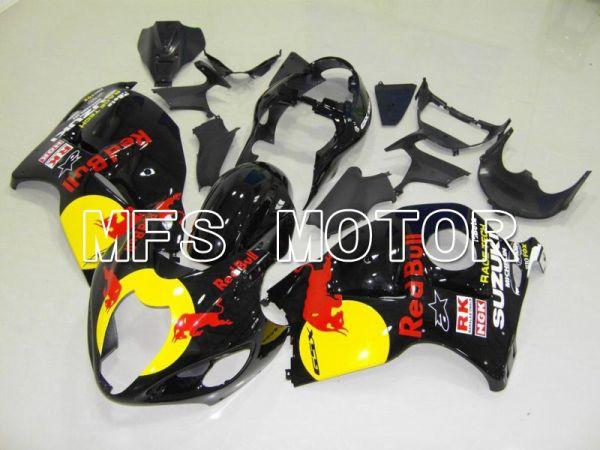 Suzuki GSXR1300 Hayabusa 1999-2007 Injection ABS Fairing - Red Bull - Black Yellow - MFS5391