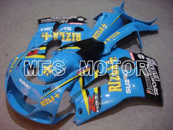 Suzuki GSXR600 1997-2000 ABS Fairing - Rizla+ - Blue - MFS5260