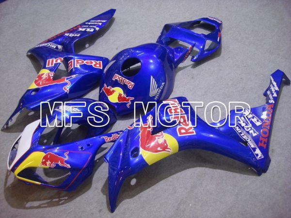 Honda CBR1000RR 2006-2007 Injection ABS Fairing - Red Bull - Blue Yellow - MFS6098