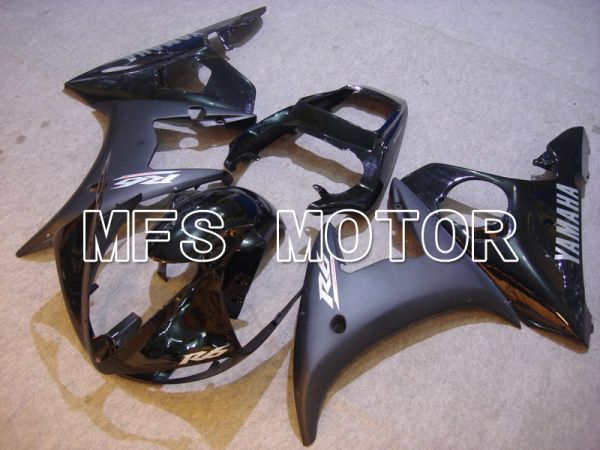 Yamaha YZF-R6 2003-2004 Injection ABS Fairing - Factory Style - Matte Black - MFS5229