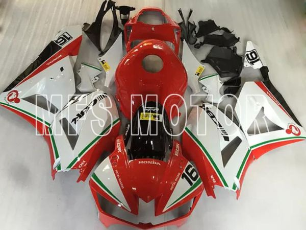 Honda CBR600RR 2013-2019 Injection ABS Fairing - Ohters - Red White - MFS8371