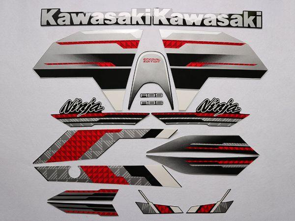 Motorcycle Fairings Decal / Sticker For Kawasaki NINJA300 2013