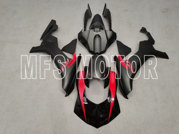 Yamaha YZF-R1 2015-2020 Injection ABS Fairing - Others - Red Black - MFS8433