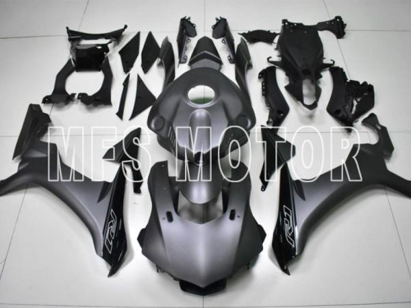 Yamaha YZF-R1 2015-2020 Injection ABS Fairing - Factory Style - Black Matte - MFS8445