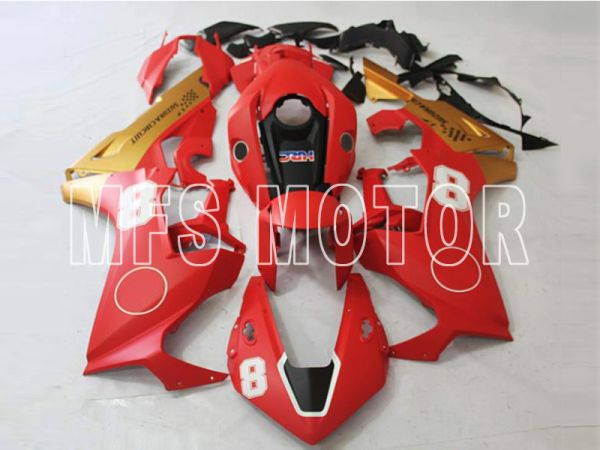 Honda CBR1000RR 2017-2019 Injection ABS Fairing - Others - Red Gold Matte - MFS8387