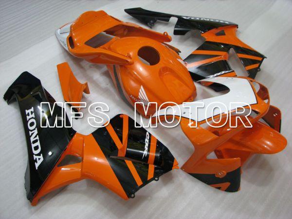 Honda CBR600RR 2003-2004 Injection ABS Fairing - Factory Style - White Black Orange - MFS2072