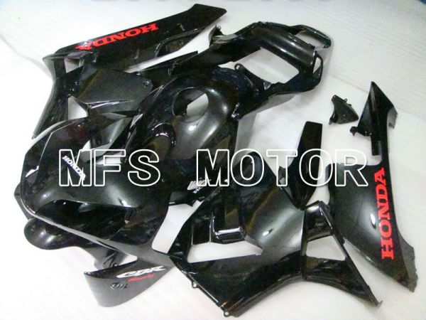 Honda CBR600RR 2003-2004 Injection ABS Fairing - Factory Style - Black - MFS2073