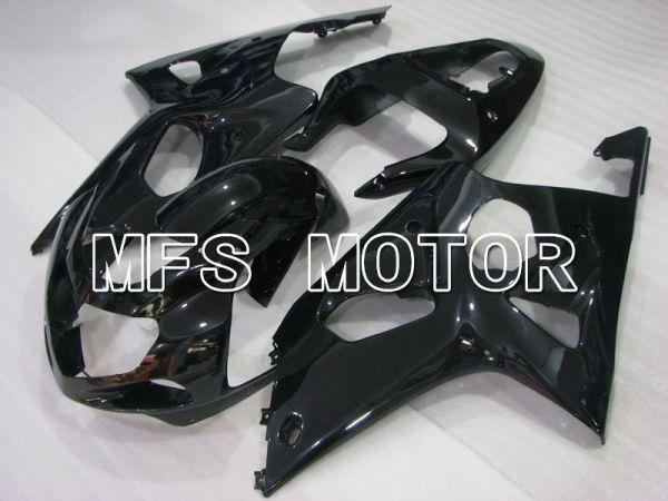 Suzuki GSXR600 2001-2003 Injection ABS Fairing - Factory Style - Black - MFS2086