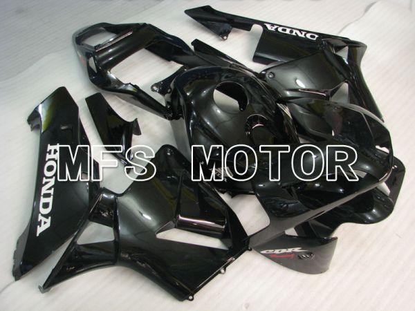 Honda CBR600RR 2003-2004 ABS Injection Fairing - Factory Style - Black - MFS2102