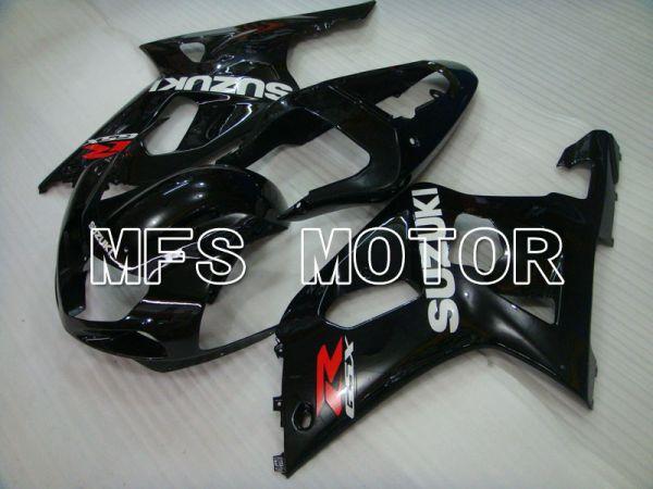 Suzuki GSXR600 2001-2003 Injection ABS Fairing - Factory Style - Black - MFS2114