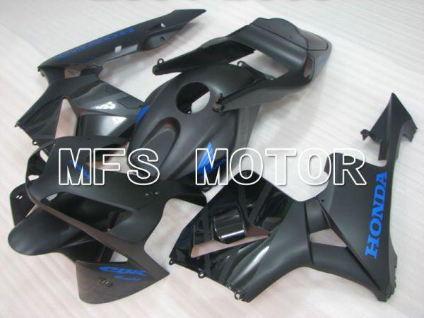 Honda CBR600RR 2003-2004 ABS Injection Fairing - Factory Style - Black Matte - MFS2116