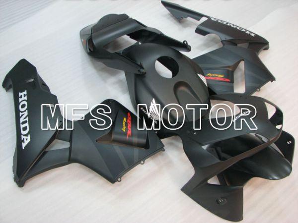 Honda CBR600RR 2003-2004 ABS Injection Fairing - Factory Style - Black Matte - MFS2135