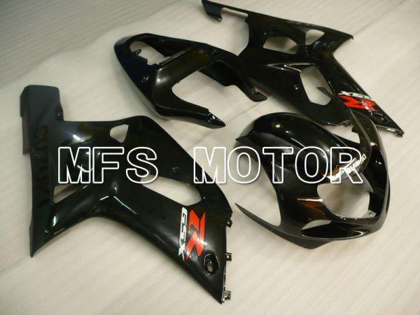 Suzuki GSXR600 2001-2003 Injection ABS Fairing - Factory Style - Black- MFS2153
