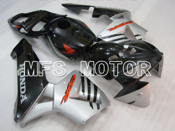 Honda CBR600RR 2005-2006 Injection ABS Fairing - Factory Style - Red Black Silver - MFS2164
