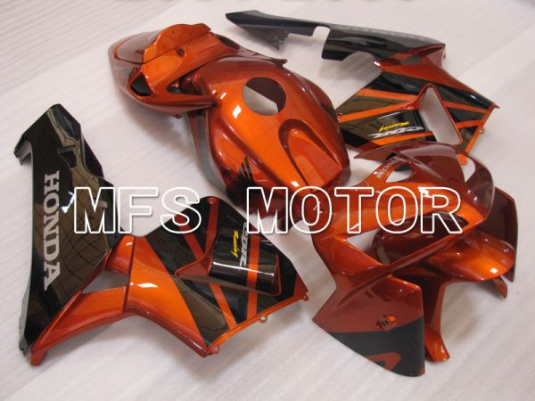 Honda CBR600RR 2005-2006 Injection ABS Fairing - Factory Style - Red Black - MFS2173