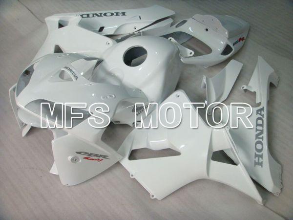 Honda CBR600RR 2005-2006 Injection ABS Fairing - Factory Style - White - MFS2177