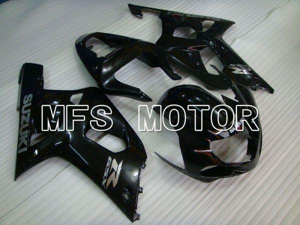 Suzuki GSXR600 2001-2003 Injection ABS Fairing - Factory Style - Black - MFS2180