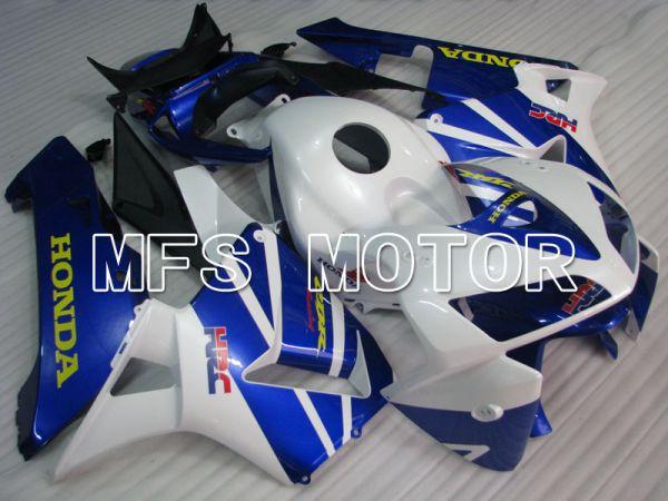 Honda CBR600RR 2005-2006 Injection ABS Fairing - HRC - Blue White - MFS2189