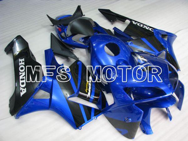 Honda CBR600RR 2005-2006 Injection ABS Fairing - Factory Style - Blue Black - MFS2190