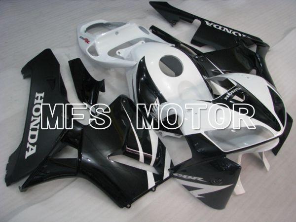 Honda CBR600RR 2005-2006 Injection ABS Fairing - Others - White Black - MFS2205