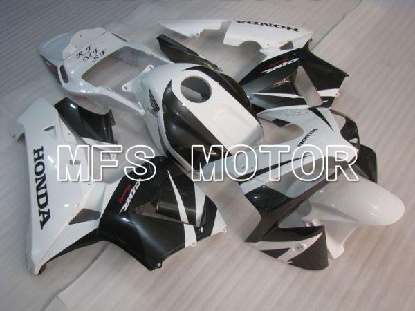 Honda CBR600RR 2005-2006 Injection ABS Fairing - Others - White Black - MFS2236