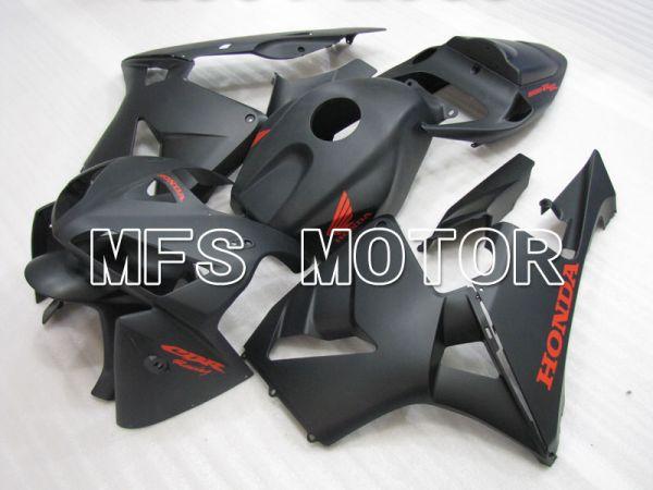 Honda CBR600RR 2005-2006 Injection ABS Fairing - Others - Black Matte - MFS2249