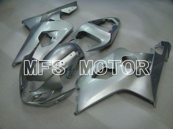 Suzuki GSXR600 GSXR750 2004-2005 Injection ABS Fairing - Factory Style - Silver - MFS2254