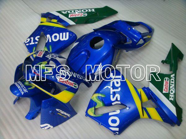 Honda CBR600RR 2005-2006 Injection ABS Fairing - Castrol - Blue - MFS2259