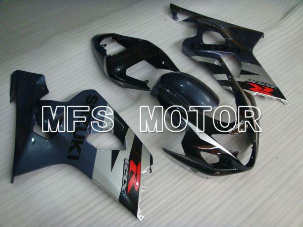 Suzuki GSXR600 GSXR750 2004-2005 Injection ABS Fairing - Factory Style - Blue - MFS2267