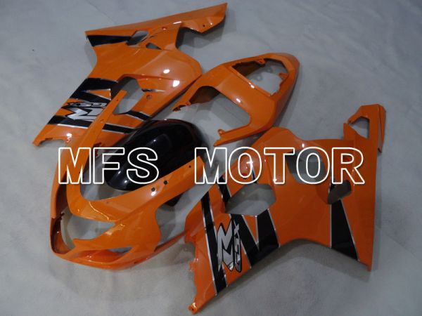 Suzuki GSXR600 GSXR750 2004-2005 Injection ABS Fairing - Factory Style - Orange - MFS2286