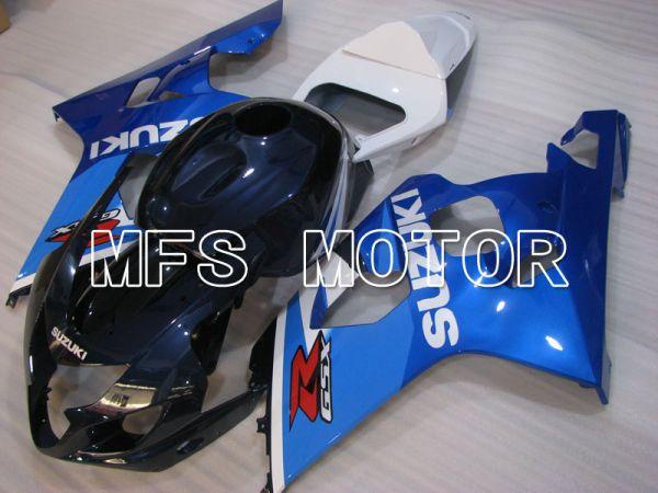 Suzuki GSXR600 GSXR750 2004-2005 Injection ABS Fairing - Factory Style - Blue - MFS2308