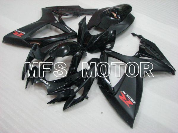 Suzuki GSXR600 GSXR750 2006-2007 Injection ABS Fairing - Factory Style - Black - MFS2355