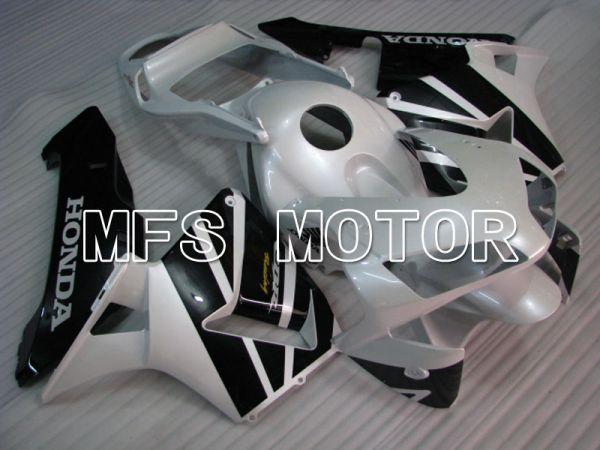 Honda CBR600RR 2005-2006 Injection ABS Fairing - Others - White Black - MFS2373