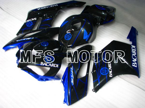 Honda CBR1000RR 2004-2005 Injection ABS Fairing - BACARDI - Black - MFS2425