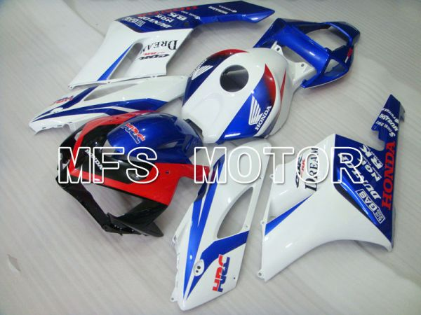 Honda CBR1000RR 2004-2005 Injection ABS Fairing - Customize - Red White Blue - MFS2429