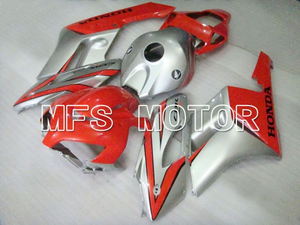 Honda CBR1000RR 2004-2005 Injection ABS Fairing - Others - Red Silver- MFS2450