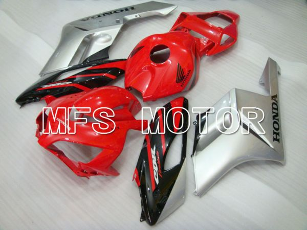 Honda CBR1000RR 2004-2005 Injection ABS Fairing - Others - Red Sikver Black - MFS2460