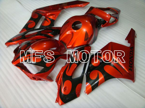 Honda CBR1000RR 2004-2005 Injection ABS Fairing - Others - Red Black - MFS2475