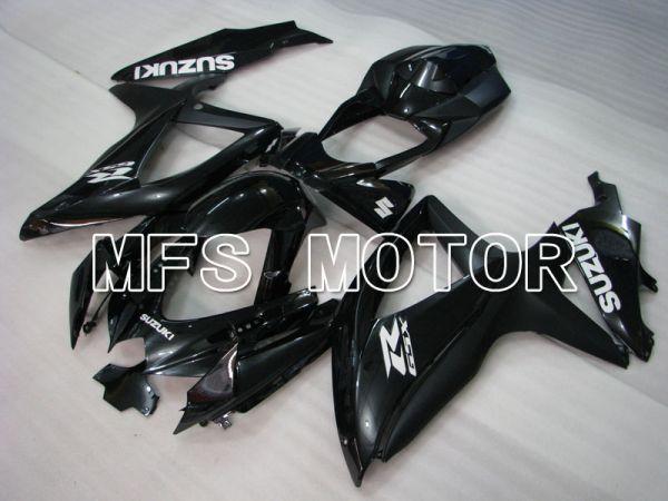 Suzuki GSXR600 GSXR750 2008-2010 Injection ABS Fairing - Factory Style - Black - MFS2489