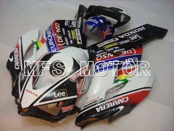 Honda CBR1000RR 2004-2005 Injection ABS Fairing - Others - White Black Blue - MFS2502