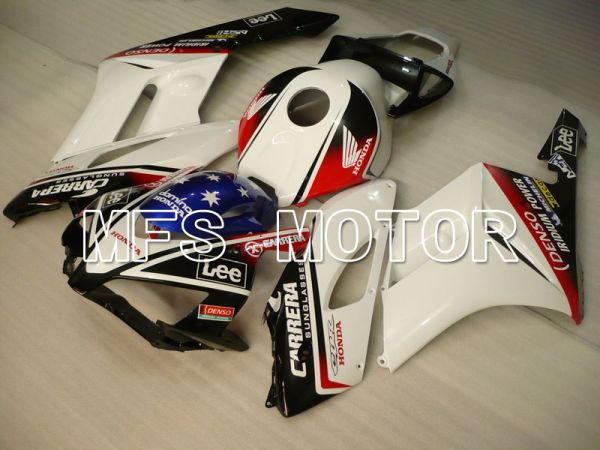 Honda CBR1000RR 2004-2005 Injection ABS Fairing - Others - White Black Blue - MFS2506