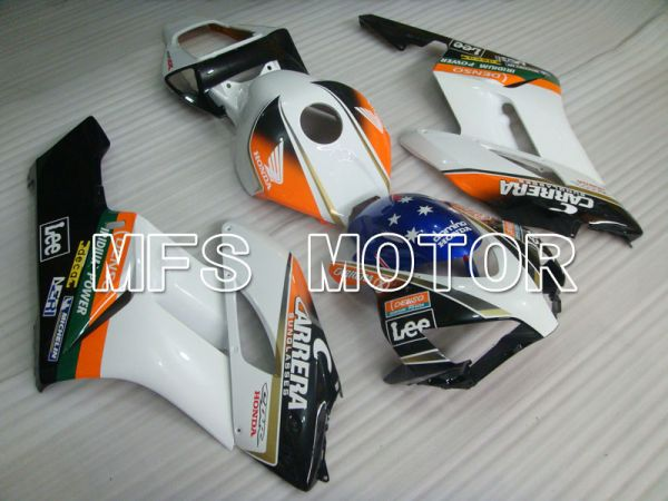 Honda CBR1000RR 2004-2005 Injection ABS Fairing - Others - White Black Orange - MFS2511